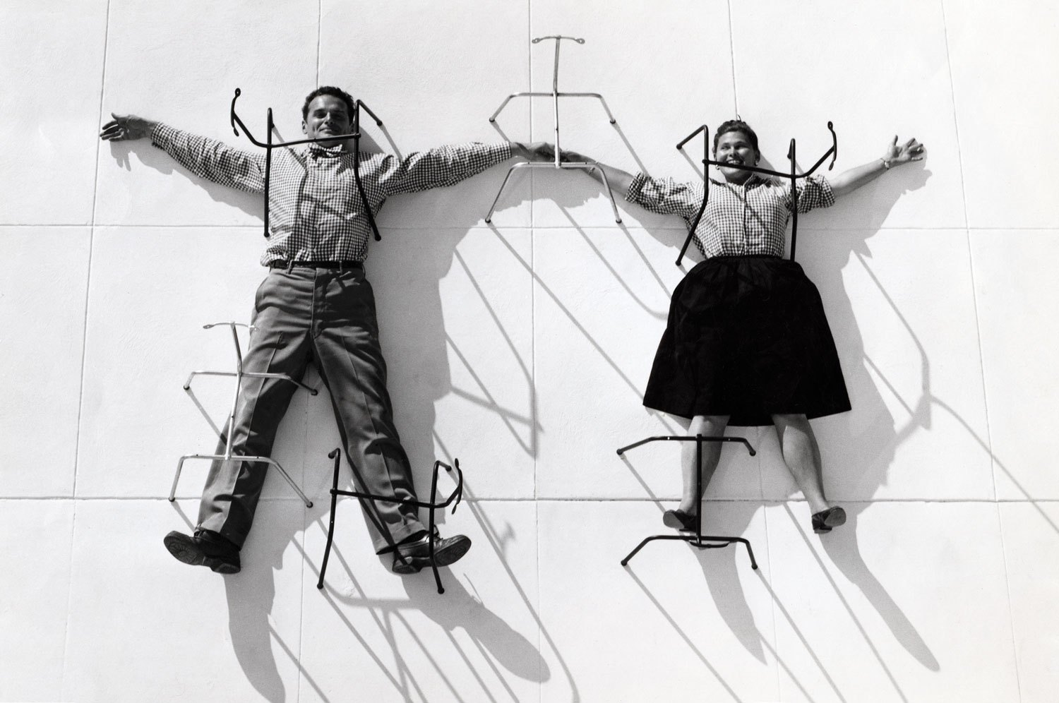 <br>THE EAMES LEGACY
