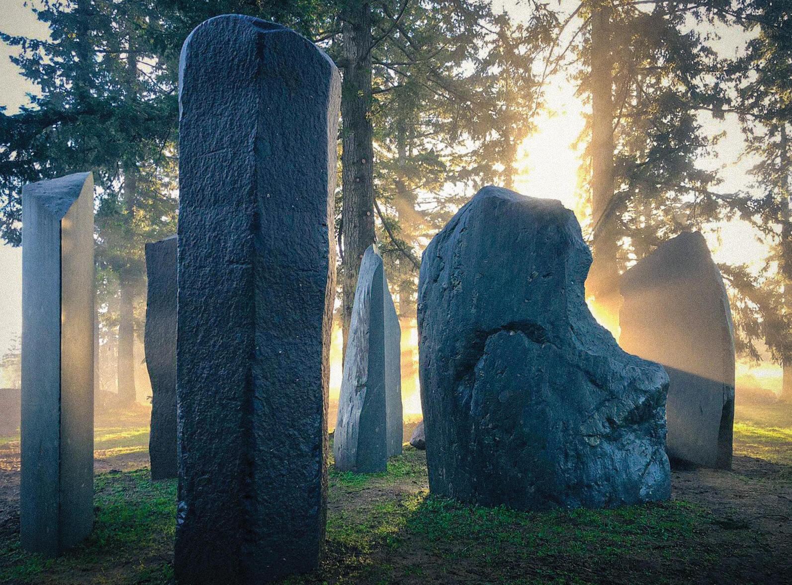 <br> <br> Hidden in Stone
